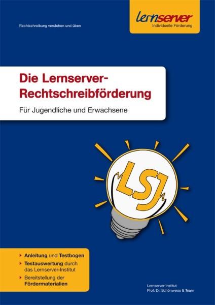Schweizer Lernserver-Paket 7+ (Test und Förderung für Jugendliche und Erwachsene)