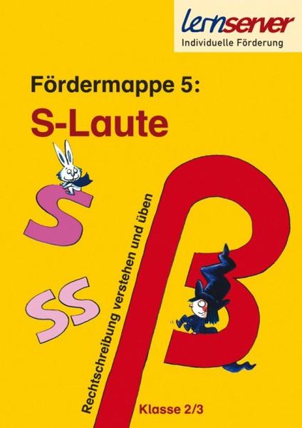 Fördermappe 5: S-Laute
