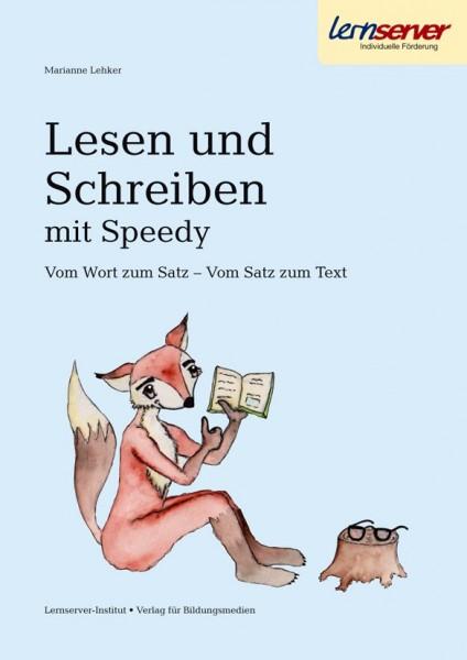 Lesen und Schreiben mit Speedy