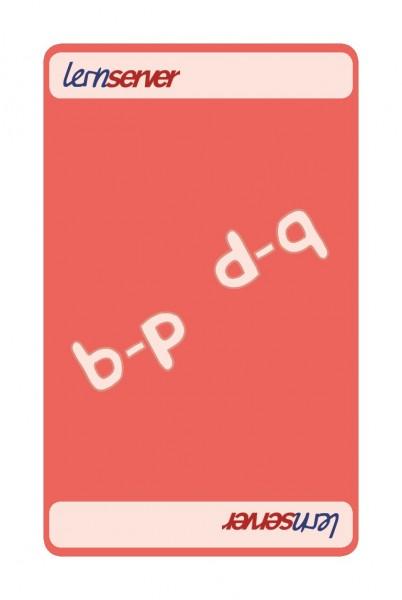 Memo-Match:Auslautableitung b-p, schwer
