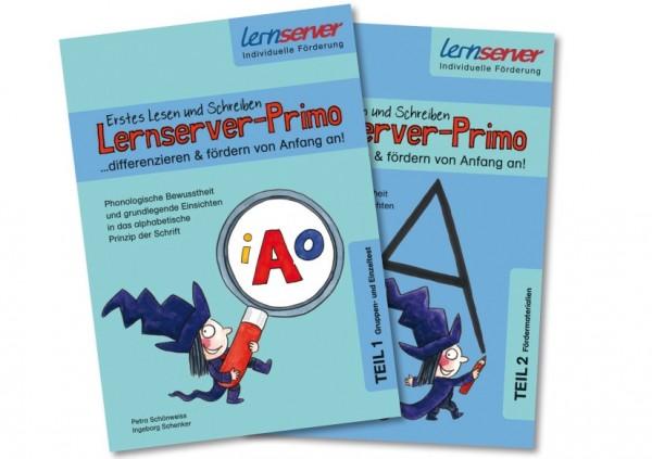 Lernserver Primo Paket (Teil 1 + 2)